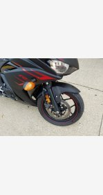 2017 Yamaha YZF-R3 for sale 200620852