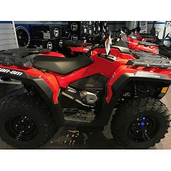 2019 Can-Am Outlander 650 DPS for sale 200625699