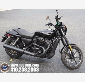 2019 Harley-Davidson Street 750 for sale 200625828