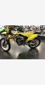 2014 Suzuki RM-Z450 for sale 200627484