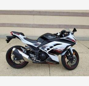 2014 Kawasaki Ninja 300 for sale 200630634
