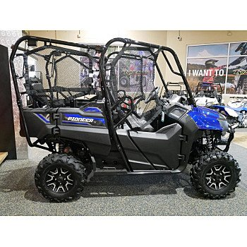 2019 Honda Pioneer 500 4 Deluxe for sale 200633255