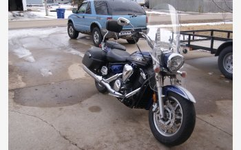 2009 Yamaha V Star 1300 Tourer for sale 200633364