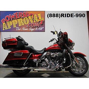 2009 Harley-Davidson CVO for sale 200636021