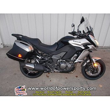 2016 Kawasaki Versys 1000 LT for sale 200636612