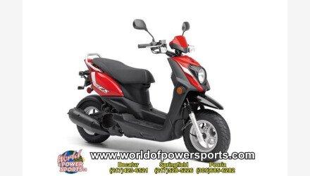 2018 Yamaha Zuma 50FX for sale 200637291