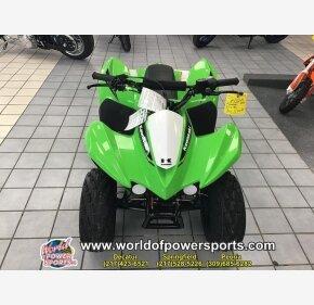 2019 Kawasaki KFX90 for sale 200637491