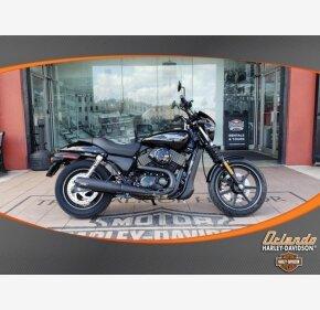 2019 Harley-Davidson Street 750 for sale 200638691