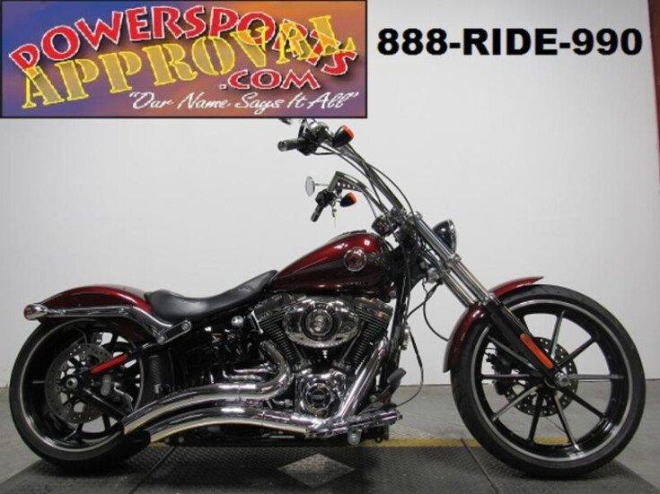 Harley Davidson Michigan >> 2015 Harley Davidson Softail For Sale Near Canton Michigan 48187
