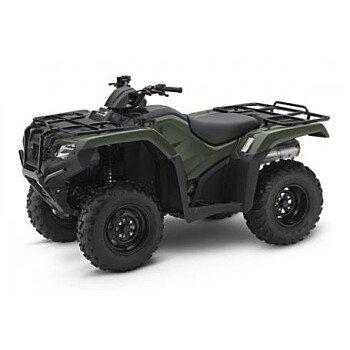 2018 Honda FourTrax Foreman for sale 200640237