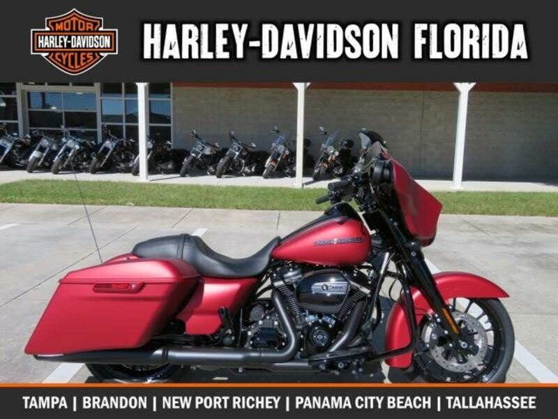 9f6d40b70f9 2019 Harley-Davidson Touring Street Glide Special for sale near New Port  Richey