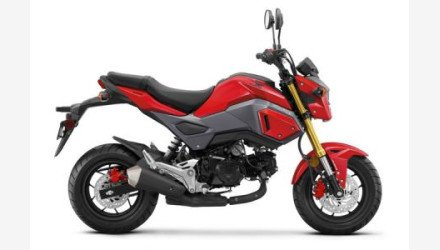 2018 Honda Grom ABS for sale 200641661