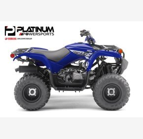 2019 Yamaha Grizzly 90 for sale 200642591