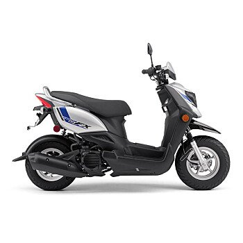 2017 Yamaha Zuma 50FX for sale 200643264