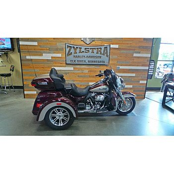 2018 Harley-Davidson Trike Tri Glide Ultra for sale 200643595