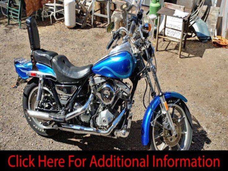 1982 Harley-Davidson Super Glide for sale near Lakewood, Colorado