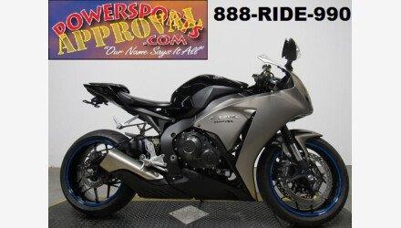 2012 Honda CBR1000RR for sale 200644091
