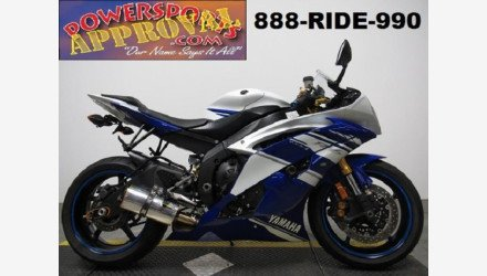 2014 Yamaha YZF-R6 for sale 200644092