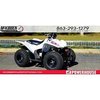 2019 Honda TRX90X for sale 200644214