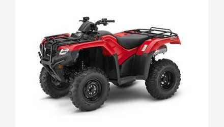 2019 Honda FourTrax Rancher 4X4 Automatic DCT IRS for sale 200644593