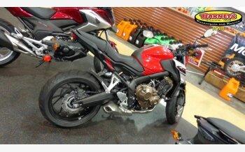 2018 Honda CB650F for sale 200645945