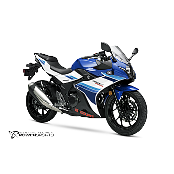 2019 Suzuki GSX250R for sale 200646092