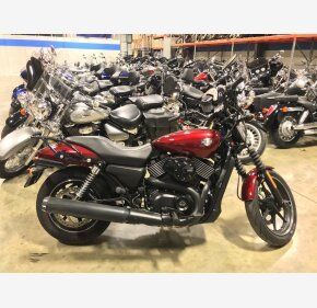 2016 Harley-Davidson Street 750 for sale 200646599