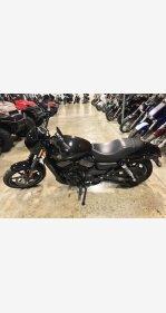 2016 Harley-Davidson Street 750 for sale 200646604