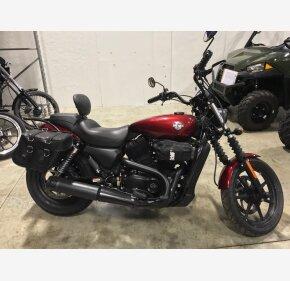 2016 Harley-Davidson Street 500 for sale 200647933