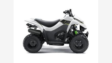 2019 Kawasaki KFX50 for sale 200648665