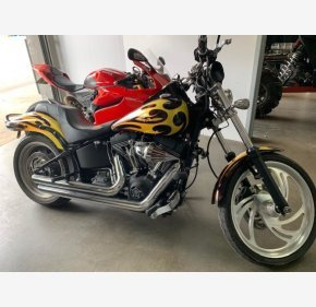 2007 Harley-Davidson Softail for sale 200651409