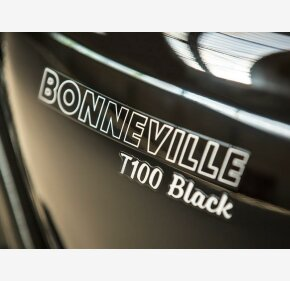 2019 Triumph Bonneville 900 T100 for sale 200651599