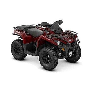 2019 Can-Am Outlander 570 for sale 200652136
