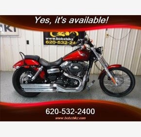2016 Harley-Davidson Dyna for sale 200653775