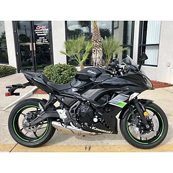 2019 Kawasaki Ninja 650 ABS for sale 200655512