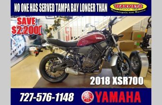 2018 Yamaha XSR700 for sale 200656536