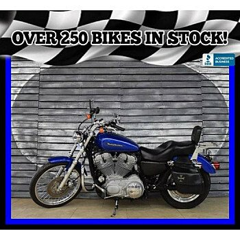 2008 Harley-Davidson Sportster for sale 200656553
