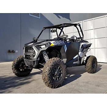 2019 Polaris RZR XP 1000 for sale 200656961