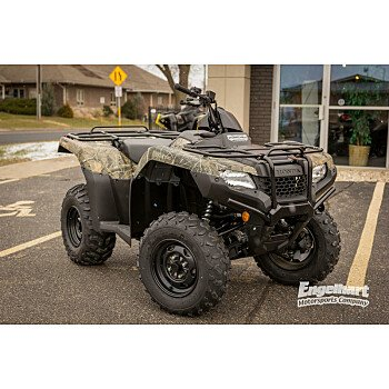 2019 Honda FourTrax Rancher 4X4 Automatic DCT IRS EPS for sale 200661008