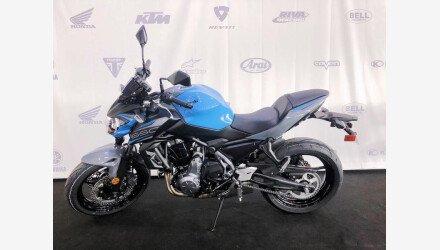 2019 Kawasaki Z650 for sale 200661190