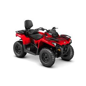 2018 Can-Am Outlander MAX 450 for sale 200661331