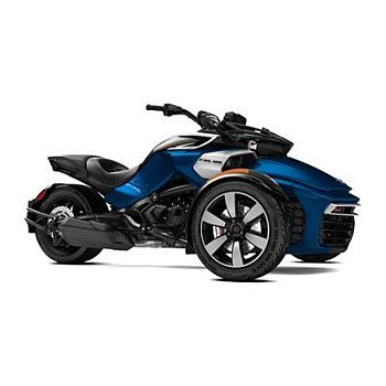 2018 Can-Am Spyder F3 for sale 200661405