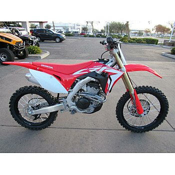 2019 Honda CRF250R for sale 200663344