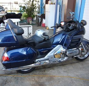 2007 Honda Gold Wing for sale 200663794