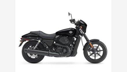 2015 Harley-Davidson Street 500 for sale 200668092