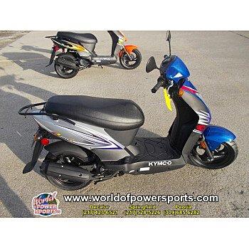2018 Kymco Agility 125 for sale 200669576