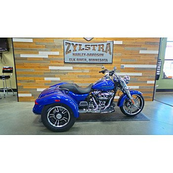 2019 Harley-Davidson Trike Freewheeler for sale 200670668