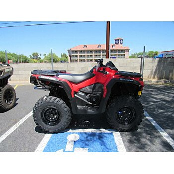 2019 Can-Am Outlander 850 DPS for sale 200671425
