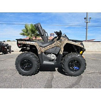 2019 Can-Am Outlander 450 Mossy Oak Hunting Edition for sale 200671433