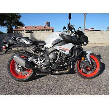2019 Yamaha MT-10 for sale 200671504